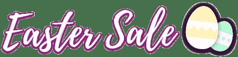 Easter Sale Logo
