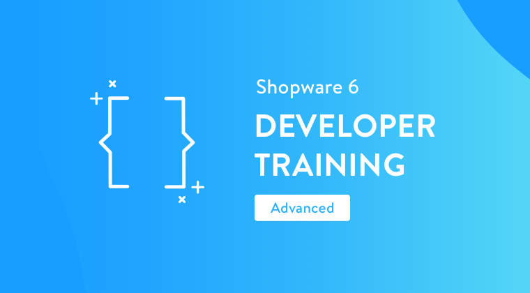 Advanced Developer Training