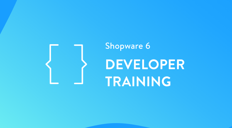 Developer Training