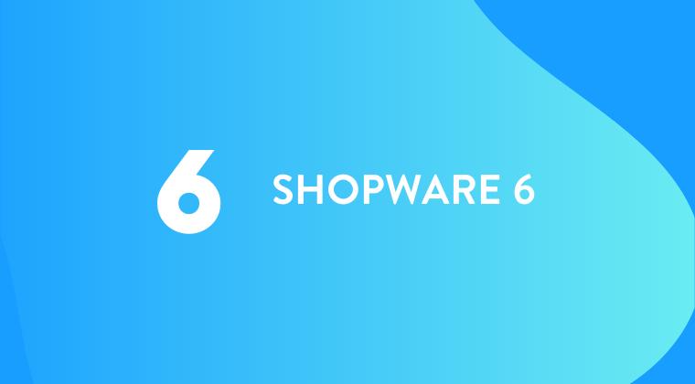 Shopware 6 Webinar